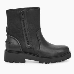 UGG Polk Ankle Boot Black